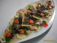 Рецепт Карп заливной рецепт с фото