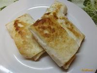 Рецепт Закуска из лаваша с яйцом рецепт с фото
