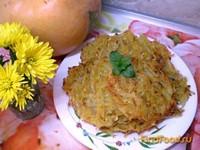 Рецепт Деруны с тыквой рецепт с фото