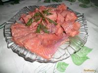 Рецепт Засолка горбуши рецепт с фото