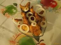 Рецепт Жаренная скумбрия с корицей рецепт с фото
