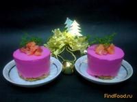 Рецепт Закуска из козьего сыра и сёмги рецепт с фото