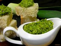 Рецепт Закуска из авокадо и киви рецепт с фото