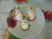 Рецепт Закуска Снеговики рецепт с фото