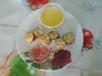 Рецепт Сладкие блинчики с рисом и апельсином рецепт с фото
