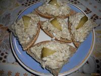 Рецепт Закуска из сельди рецепт с фото