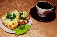 Рецепт Горячие гренки с балыком рецепт с фото