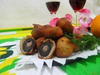 Рецепт Оливки фаршированные в кляре рецепт с фото