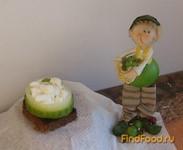 Рецепт Творожные бутерброды на свежем огурце рецепт с фото