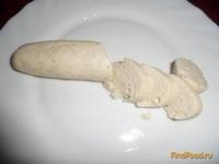 Рецепт Домашние куриные сосиски рецепт с фото