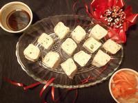 Рецепт Закуска из лаваша с колбасным сыром и чесноком рецепт с фото