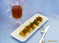 Рецепт Зеленые блины с сыром яйцом и икрой рецепт с фото