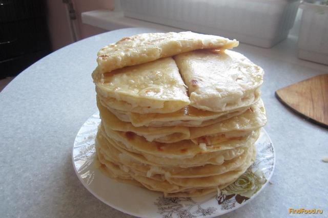 Рецепт Кыстыбый с картошкой рецепт с фото