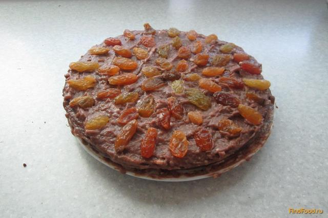 Рецепт Пирог Шоколадный рай рецепт с фото