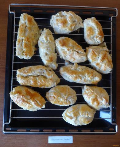 пирожки из духовки рецепт с фото