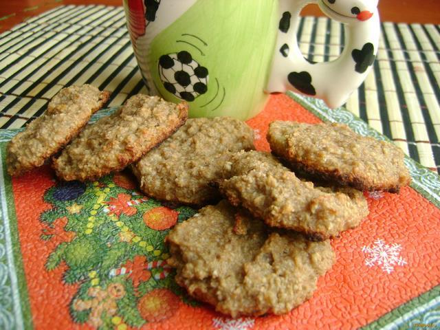 Рецепты овсяного печенья с фото пошагово в домашних условиях