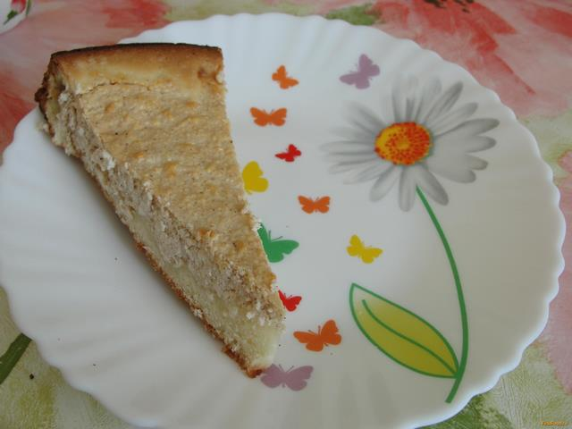 Рецепт Творожный пирог рецепт с фото