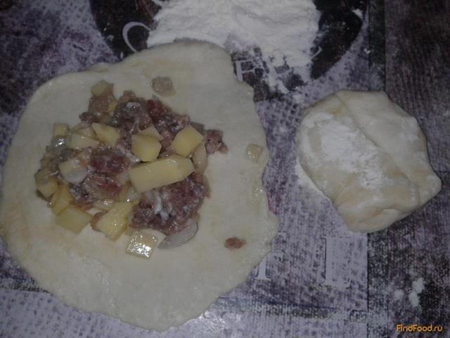 Запеченные баклажаны с картошкой и грибами
