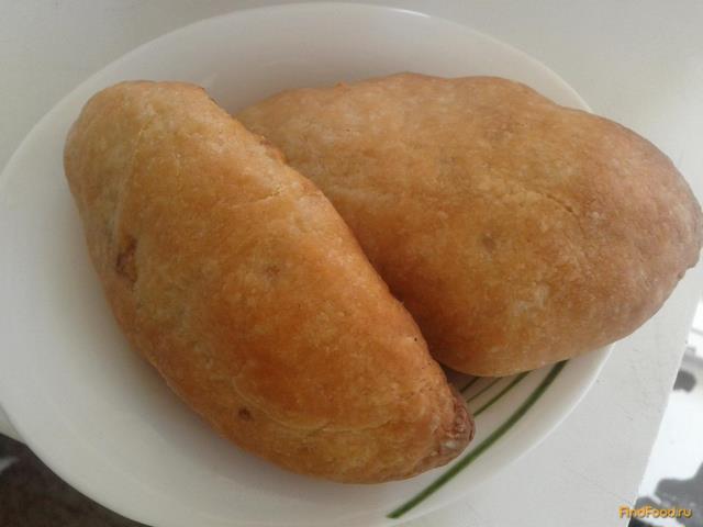 Рецепт Запеченные пирожки с картошкой и мясом рецепт с фото