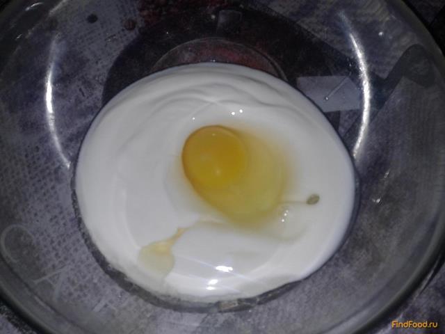 Самый простой рецепт салата с яйцом