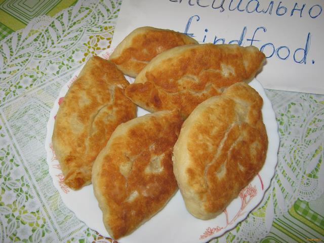 Рецепт Вегетарианские пирожки с тыквой рецепт с фото