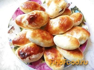 Рецепт Пирожки с ливером и картошкой рецепт с фото