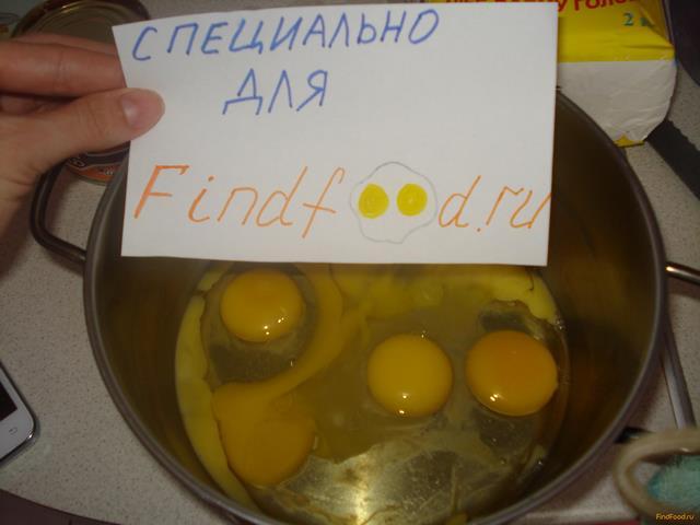 Торт Анастасия рецепт с фото 2-го шага