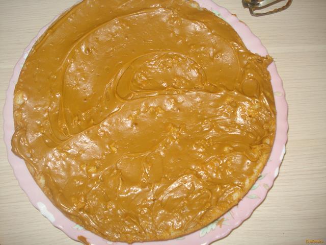 Торт Анастасия рецепт с фото 12-го шага