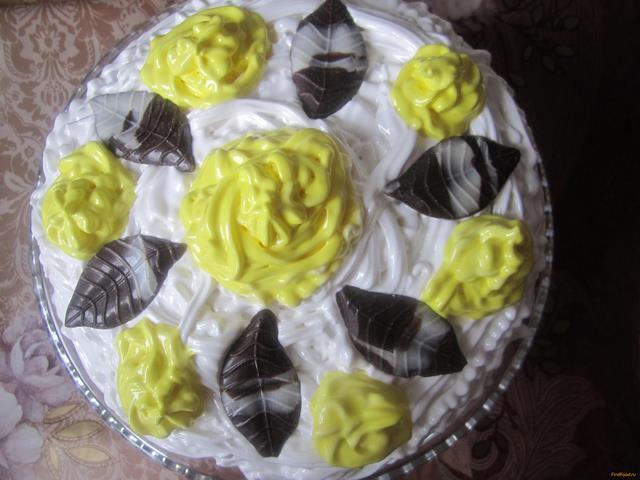 Торт воздушная нежность пошаговый рецепт