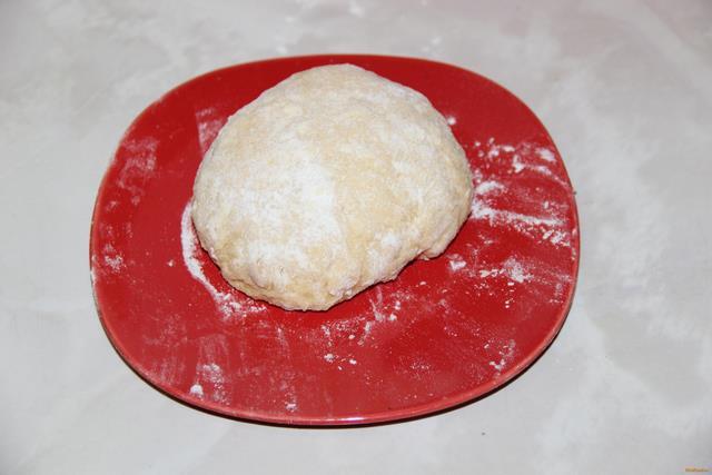 рецепт тесто для пиццы с маргарином