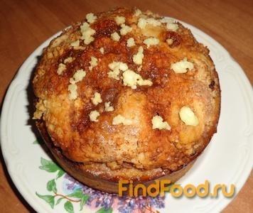 Рецепт Кекс с корицей рецепт с фото