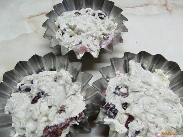 Рецепт приготовления кексов творожных