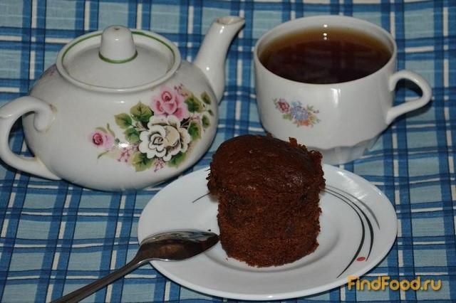 Кексы в кружке рецепты с какао