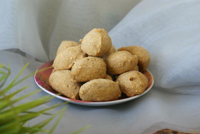 Рецепт Постное фруктовое печенье рецепт с фото