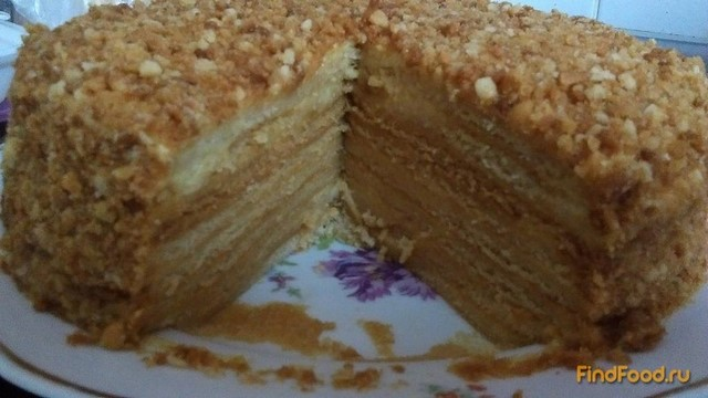 Легкие обезжиренные торты рецепты с фото
