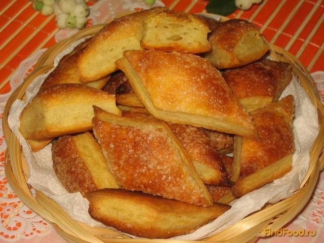 Рецепт Сахарное творожное печенье рецепт с фото