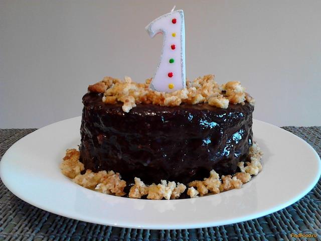 Рецепт Бисквитный торт на сковороде рецепт с фото