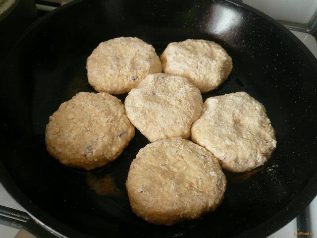 сырники с овсяными хлопьями рецепт с фото