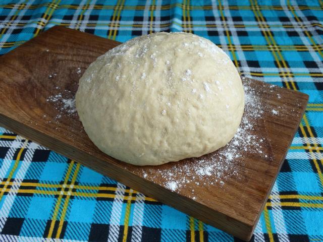 Рецепт Быстрое дрожжевое тесто рецепт с фото