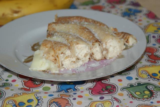 Рецепт Блинный пирог рецепт с фото
