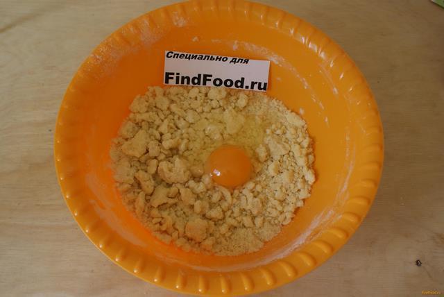 Ягодный пирог со сметанной заливкой рецепт с фото 1-го шага
