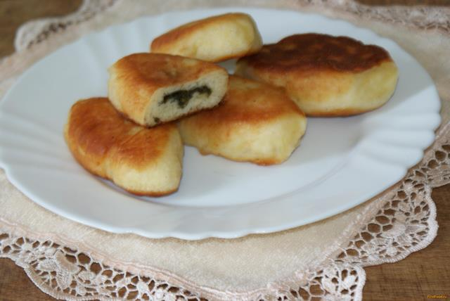 Рецепт Сладкие пирожки с щавелем рецепт с фото