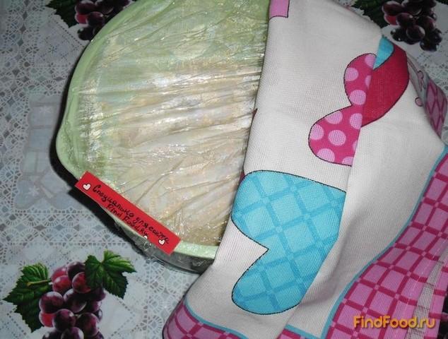Лепешки на молочной сыворотке рецепт с фото 3-го шага