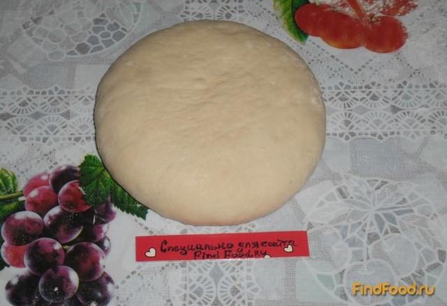 Лепешки на молочной сыворотке рецепт с фото 6-го шага