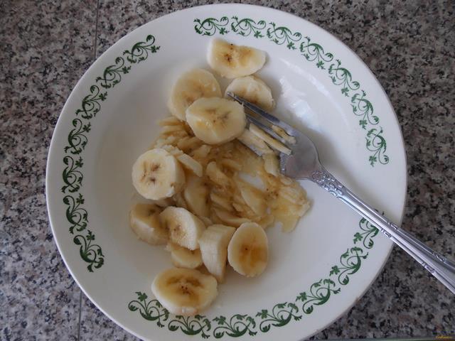 банановые оладьи в духовке рецепт с фото