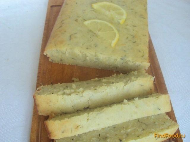 Рецепт Лимонный хлеб с цукини рецепт с фото