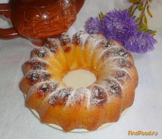 Рецепт Кекс с тыквенными цукатами рецепт с фото