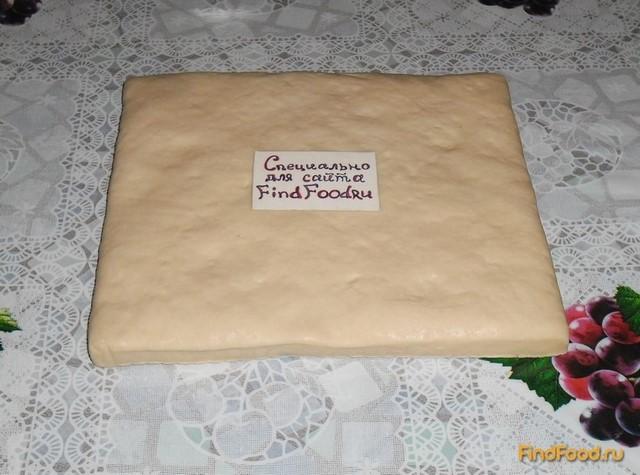 Куриная голень в слоеном тесте рецепт с фото 6-го шага