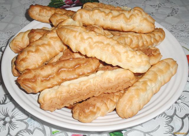 Рецепт Заварики с заварным кремом рецепт с фото