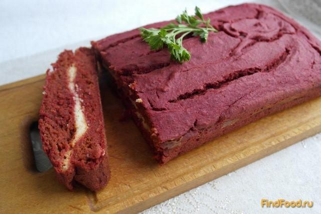 Рецепт Свекольный хлеб рецепт с фото